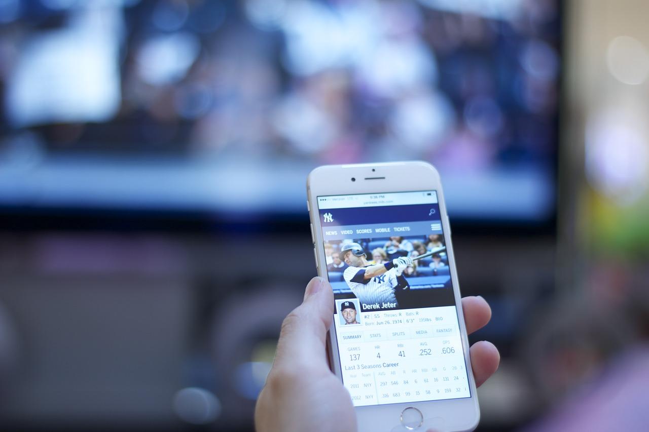 Le sport à la télé